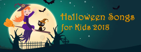 Best 50 Hot Halloween Songs for Kids 2019