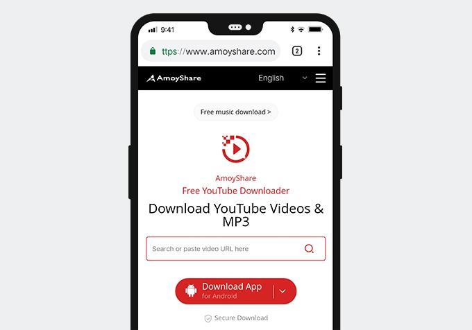 AmoyShare YouTube Downloader