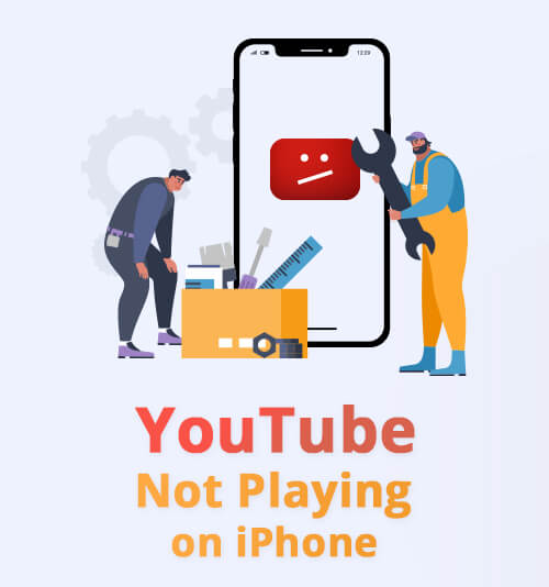 YouTube Not Playing on iPhone