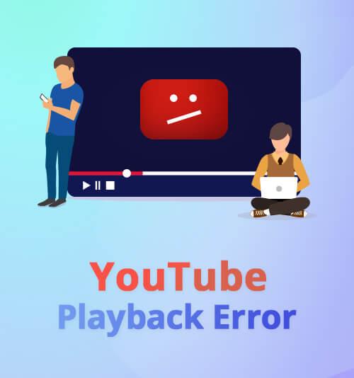 YouTube Playback Error