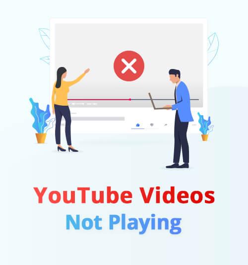 Video di YouTube non in riproduzione