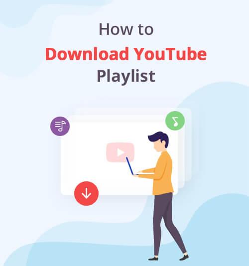 So laden Sie die YouTube-Wiedergabeliste herunter