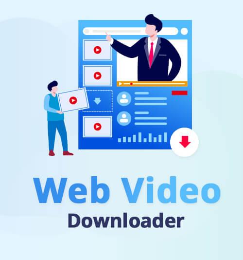 Webビデオダウンローダー