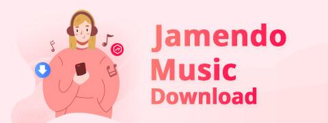 أسهل طريقة للحصول على تنزيل مجاني لموسيقى Jamendo [2021]