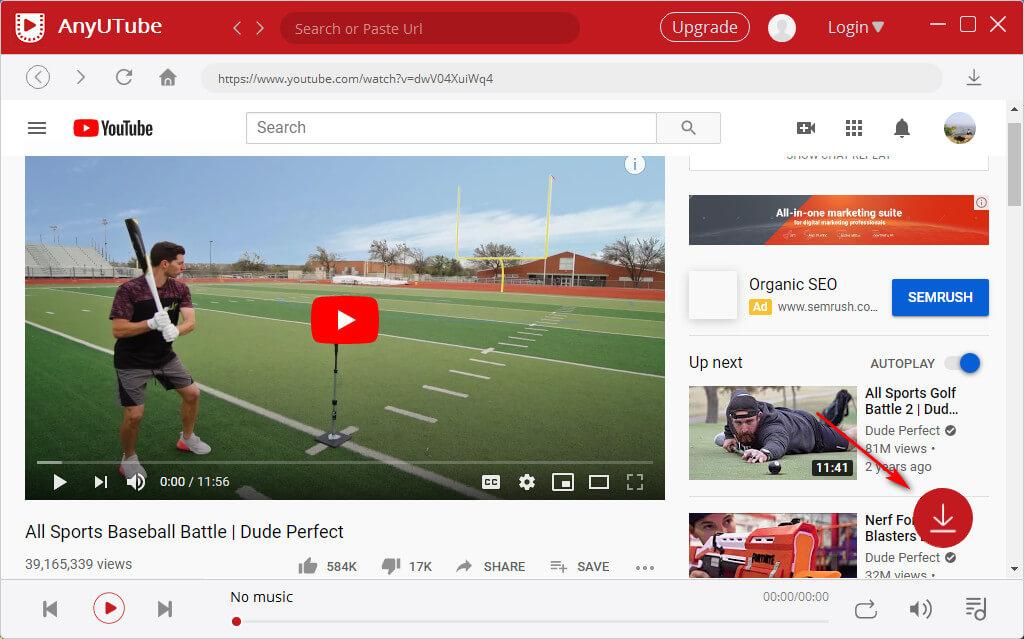 ソフトウェアでYouTubeビデオをキャプチャする方法