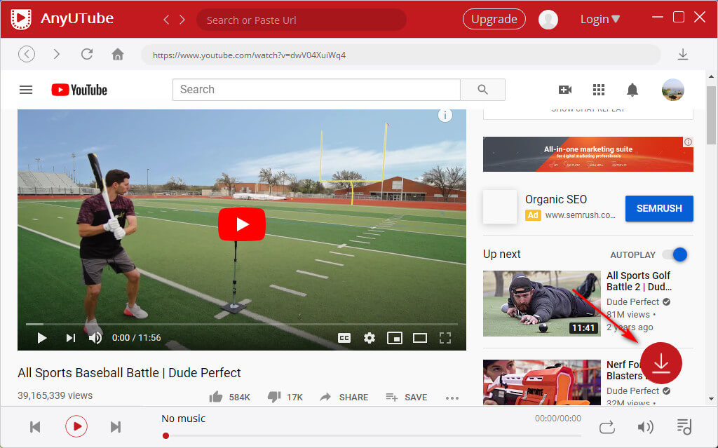 How to capture YouTube Video with software