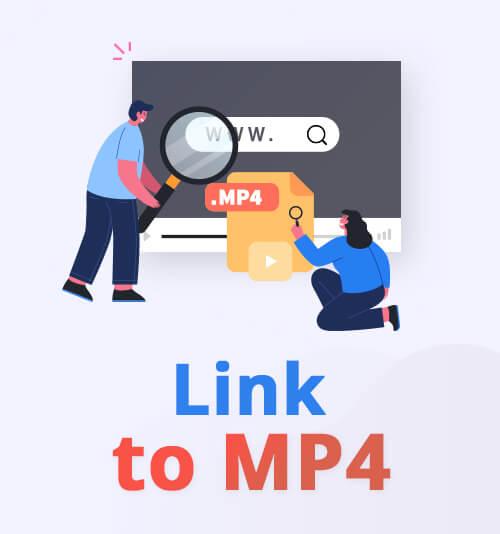 Collegamento a MP4