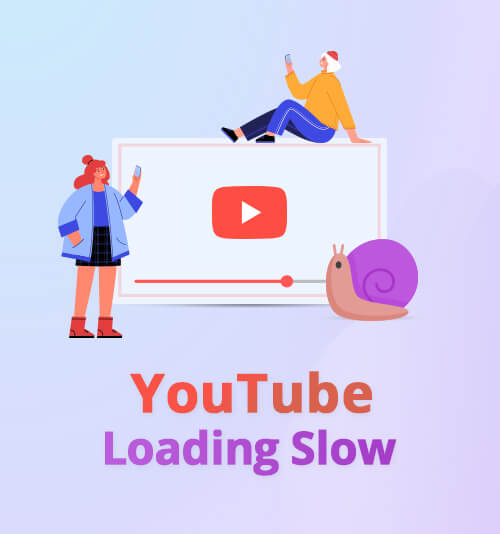 YouTubeの読み込みが遅い