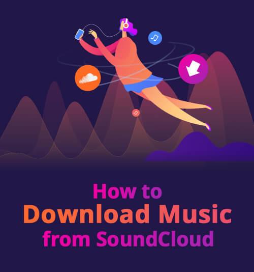 SoundCloudから音楽をダウンロードする方法
