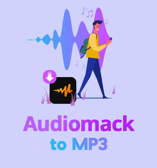 Audiomack zu MP3
