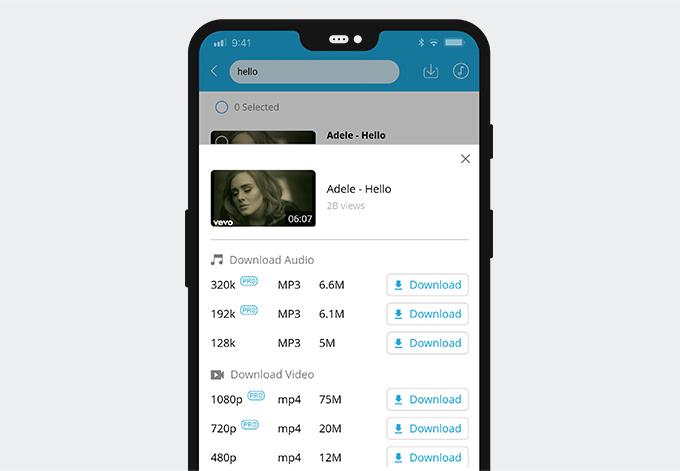 Download Audiomack to MP3 320kbps