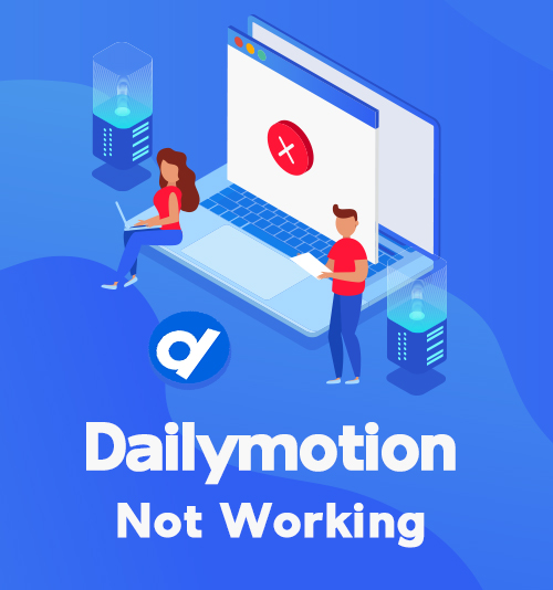 Dailymotion funktioniert nicht