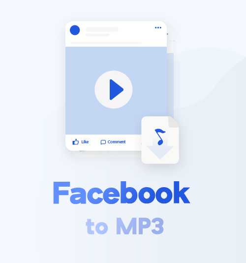 Facebook zu MP3