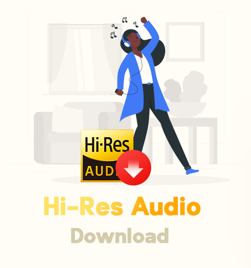 Hi-Res Audio Download
