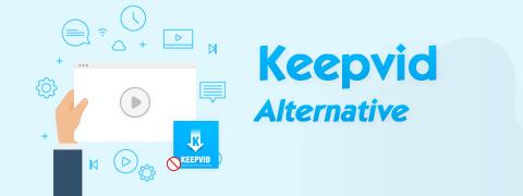 Alternativa realizzabile a Keepvid per scaricare video 2021
