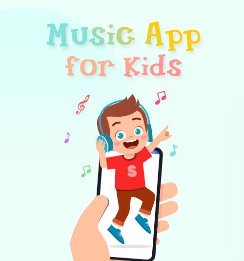 Musik App für Kinder
