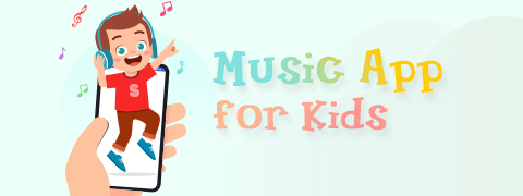 6 Best Free Music App for Kids 2021 [100% Safe]