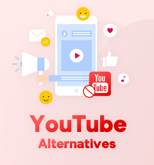 YouTube-Alternativen