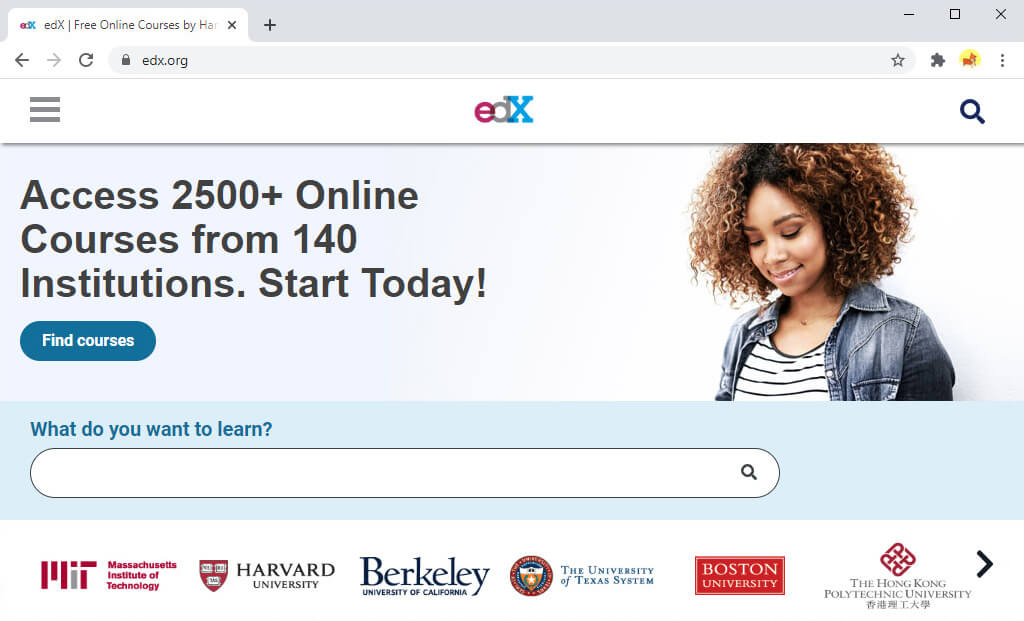 Sites like Coursera - edX