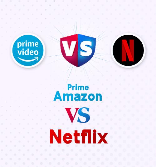 Amazon PrimeとNetflix