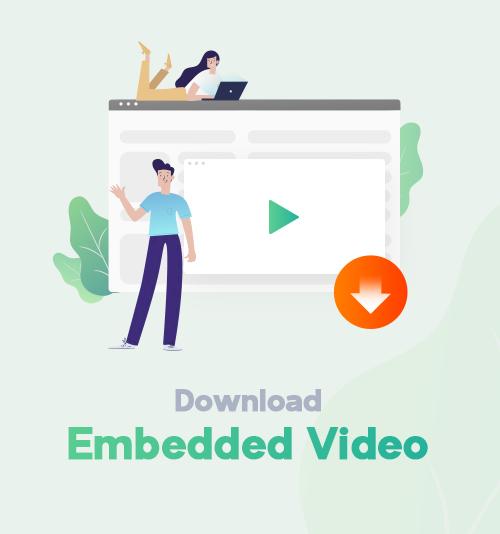 Laden Sie Embedded Video herunter