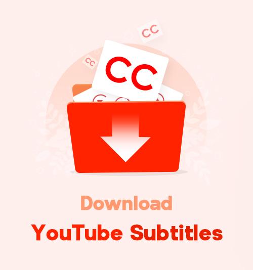 Download YouTube Subtitles