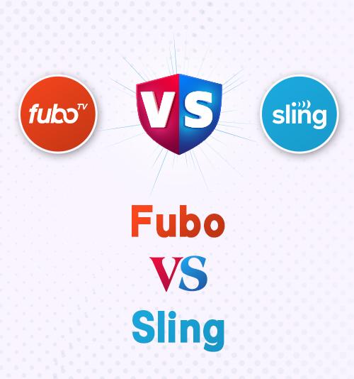 Fubo vs Sling