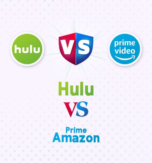 Hulu対Amazon Prime