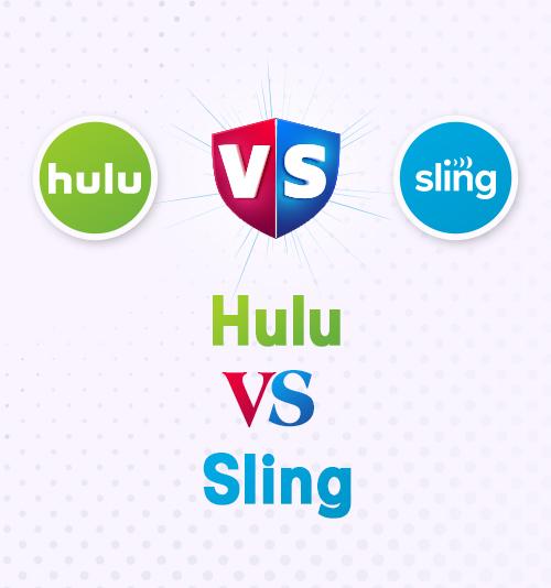 Hulu gegen Sling
