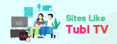 Top 5 Sites like Tubi TV: Free Online Movies Sites [2021]