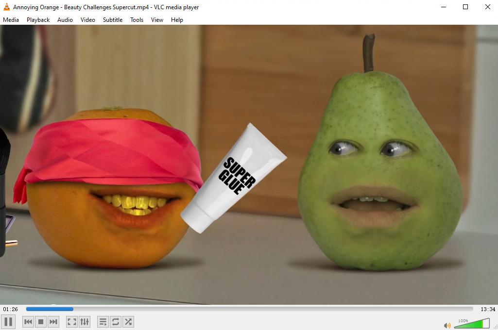 Lettore video per Windows - VLC Player