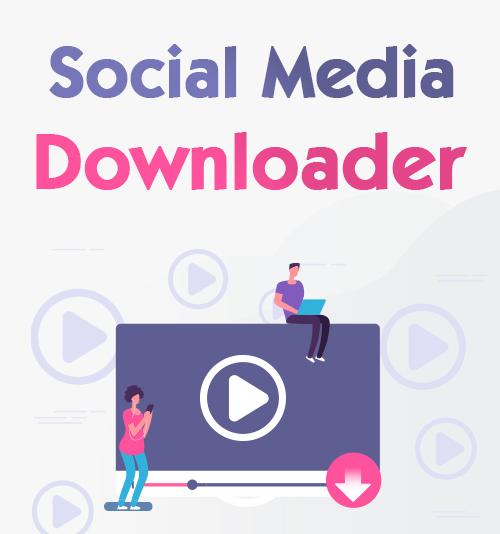 Downloader di social media