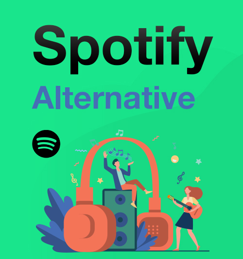 Spotifyオルタナティブ