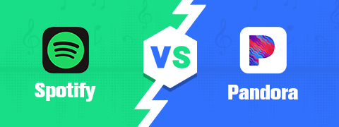 Spotify vs Pandora | Which Is the Winner to Stream Music?