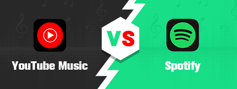 YouTube Music vs Spotify: Best Way to Download Music [Free]