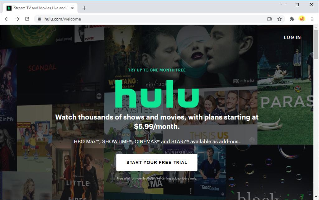 KissAsian alternative - Hulu