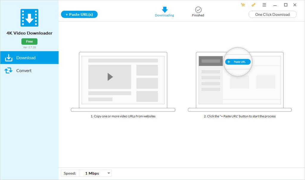 App per scaricare video da Twitter per desktop - Jihosoft 4K Video Downloader