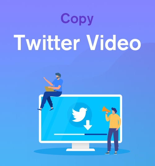 Twitter-Video kopieren