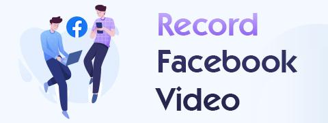 さまざまなデバイスでFacebookのビデオ通話を録画する
