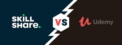 Skillshare vs. Udemy: Which One Is Right for You?