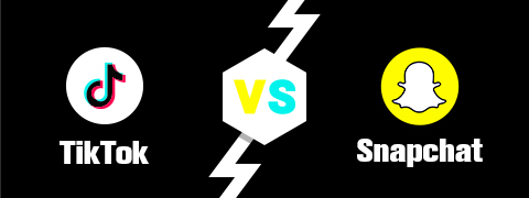 TikTok vs. Snapchat (2021 Comparisons for Marketers)
