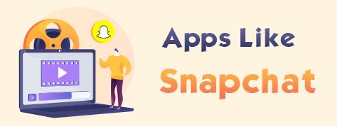 10 app come Snapchat | Le migliori app di messaggistica istantanea e filtro facciale